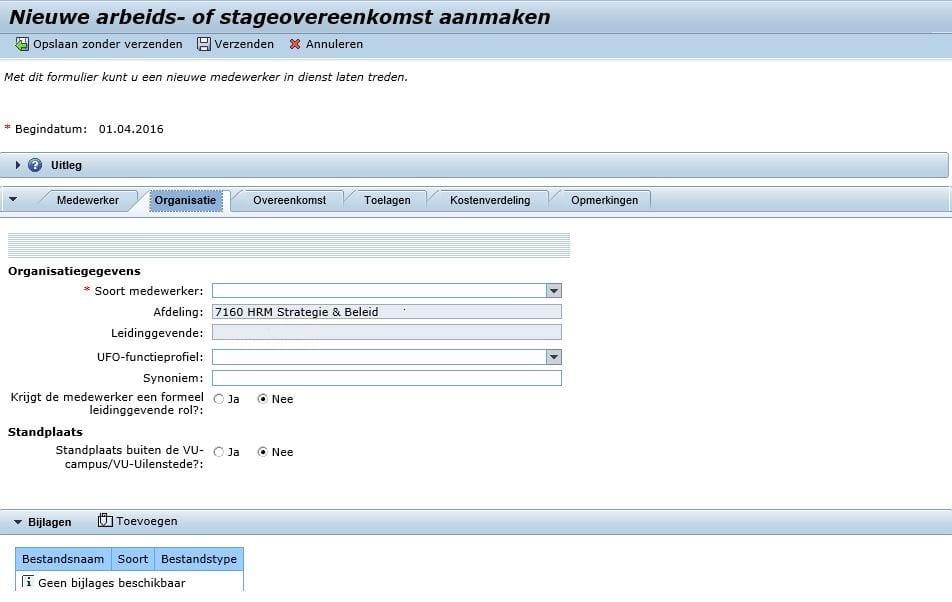Plaatje FormulierDirect VU